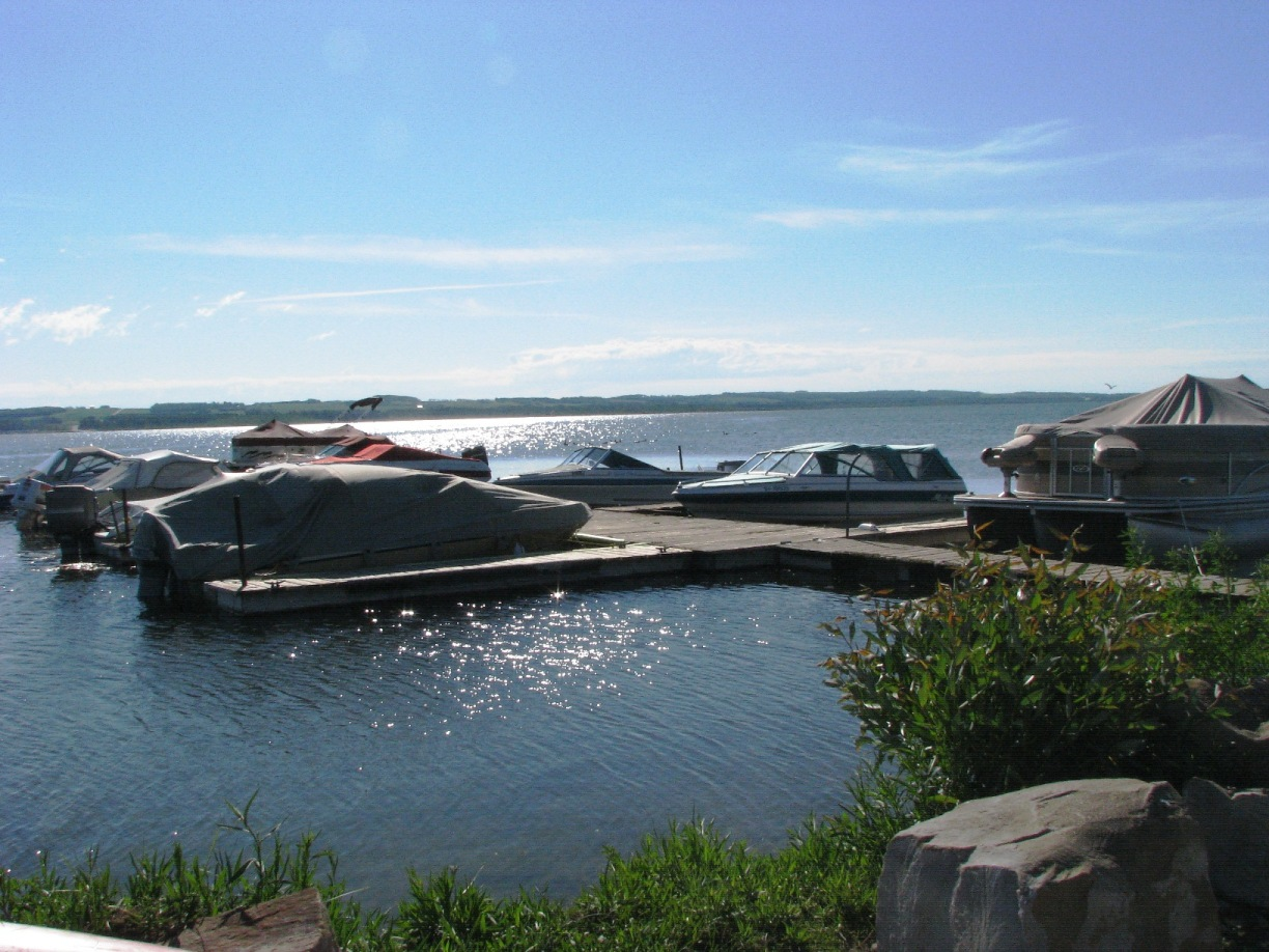 Summer Village Marina